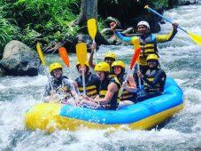 rafting in ubud bali