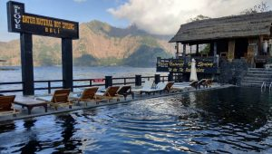 mount batur hot springs