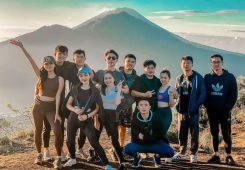 open trip gunung batur