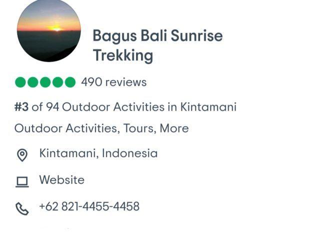gunung batur review