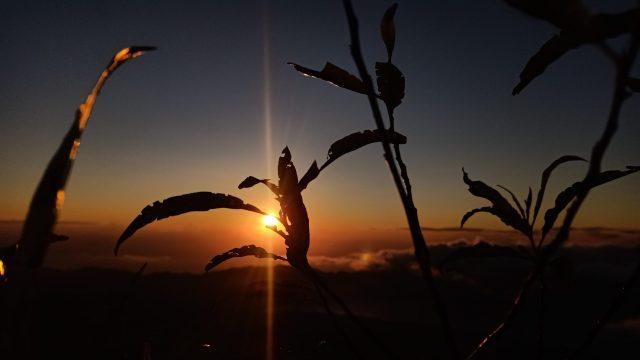 sunrise gunung batur